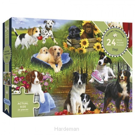 Puzzel Dogs (24)