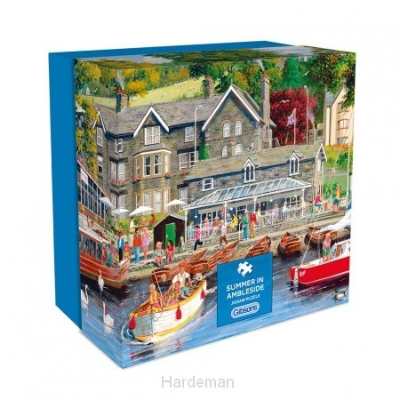 Puzzel Summer in Ambleside (500) Gift