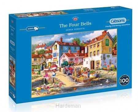 Puzzel The four bells (2000)