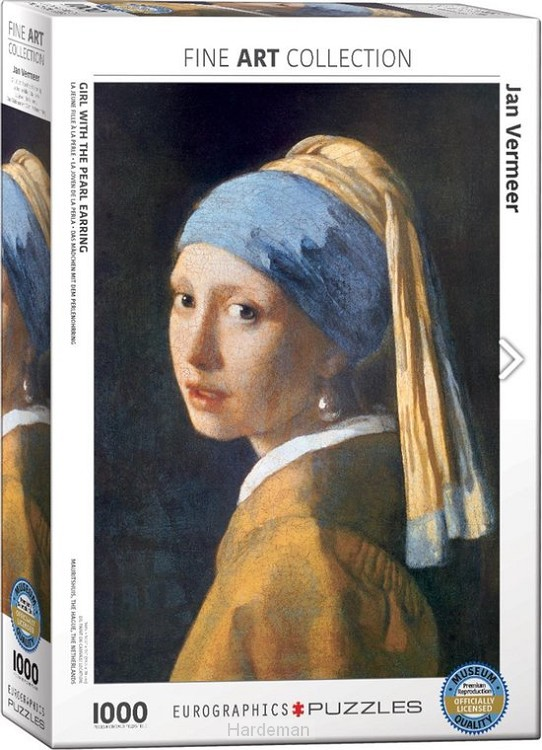 Girl with the Pearl Earring (1000)