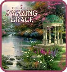 Amazing Grace - Thomas Kinkade (2-CD in
