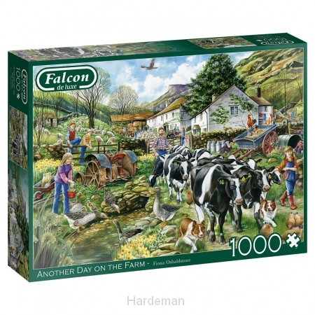 Puzzel Another Day on the Farm (1000)