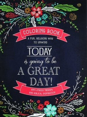 Today is going to be a great day - Color