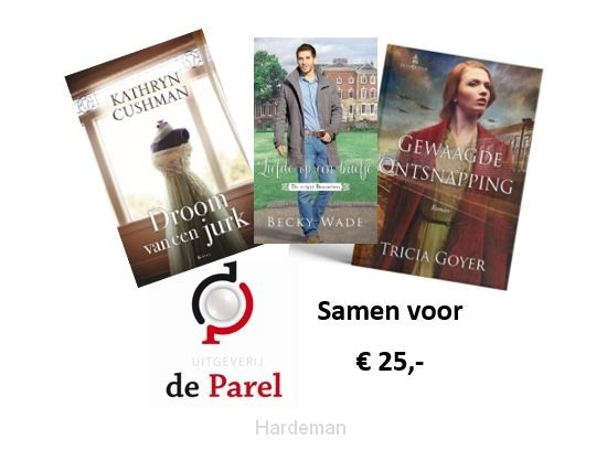 Pakket parel romans