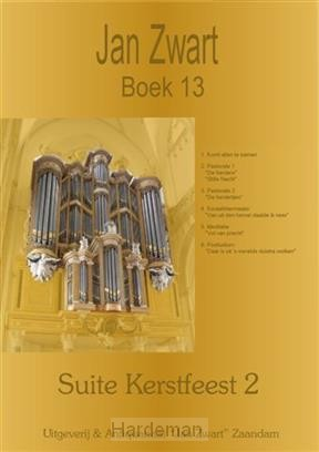 Suite kerstfeest nummer 2 boek 13